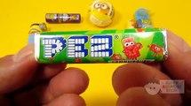 Et Bonbons délicieux distributeur domestiques plus Bonbons friandises Pez Surprises 3s