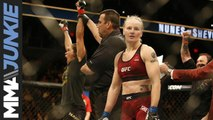 Sean Shelby's shoes: What is next for Valentina Shevchenko?