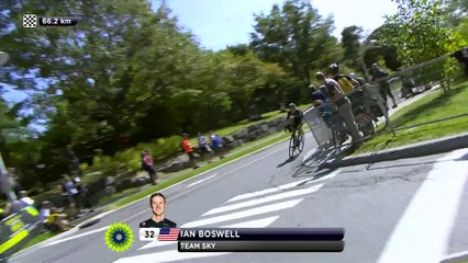 GPCQM 2017 - MTL - Ian Boswell attaque.