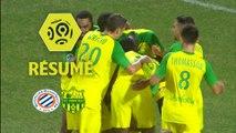 Montpellier Hérault SC - FC Nantes (0-1)  - Résumé - (MHSC-FCN) / 2017-18