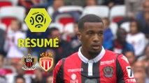 OGC Nice - AS Monaco (4-0)  - Résumé - (OGCN-ASM) / 2017-18