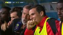 """Romain Danzé """"ne comprend pas"""" le remplacement de Sakai par Rudi Garcia - OM VS Rennes"""