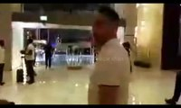 World XI Players Arrives in Dubai airport Comming Soon Pakistan Lahore For Playing Azadi Cup