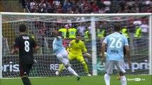 Les buts Lazio Rome 4-1 AC Milan résumé vidéo