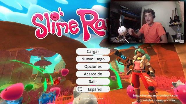 PRIMEROS SLIMES / Slime Rancher #1 (ESPAÑOL)
