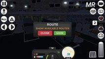 Autobus entraîneur simulateur autobus à impériale