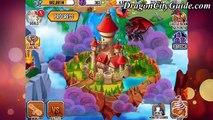Ville épique bats toi or dans légendaire étoiles avec Dragons 2 dragon