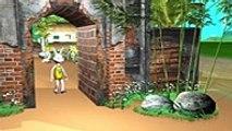 Phim hoạt hình 3D _ Ếch Già Và Gà Con Và Thỏ Nhỏ Gian Tham ,Cartoons animated anime Tv series 2018 movies action comedy Fullhd season