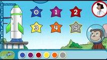 Curioso educativo Inglés para juego Jorge se Niños camión vídeo ♡ jorge el curioso