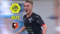 But Benjamin BOURIGEAUD (10ème) / Olympique de Marseille - Stade Rennais FC - (1-3) - (OM-SRFC) / 2017-18