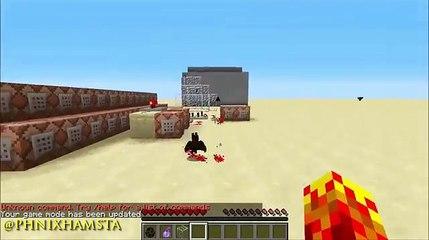 Flexión espejismo en en solicitud vainilla vainilla vainilla Mundo envase Minecraft Redstone