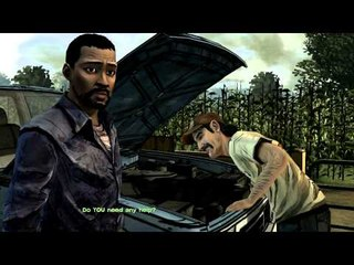 [S1][P3] The Walking Dead - Episode 1 - A New Day