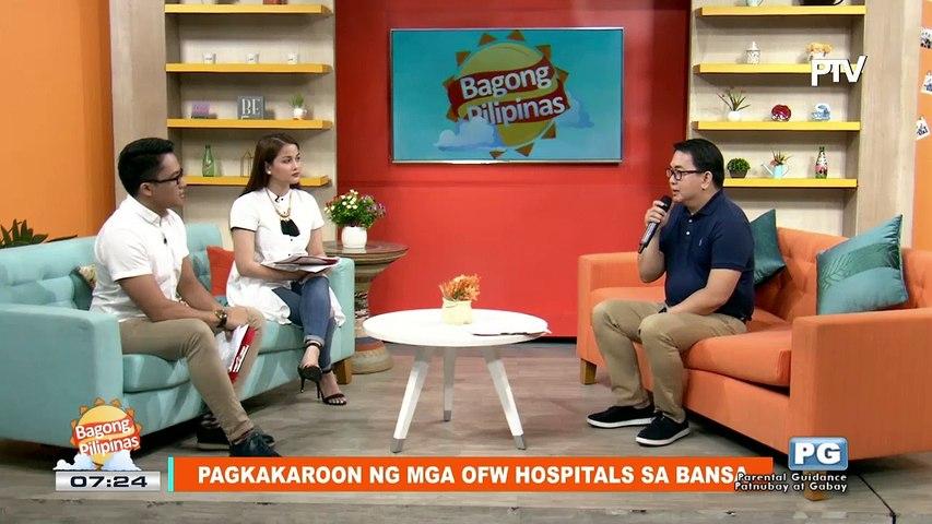 ON THE SPOT: Pagkakaroon ng mga OFW hospitals sa bansa