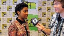 Star Wars Rebels - Tiya Sircar Sabine SDCC new Interview