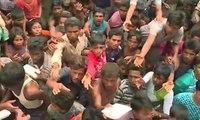 Pengungsi Rohingya Dilanda Krisis Pangan di Banglades