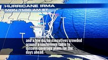 Weather Channel Goes Into Overdrive Covering Back-to-Back Hurricanes