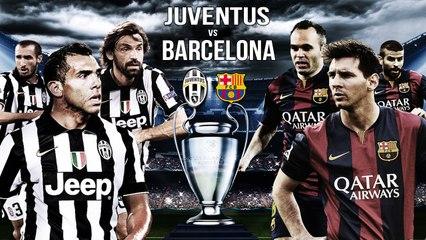 "Watch Barcelona vs Juventus ""UEFA Champions League"" Full Stream"