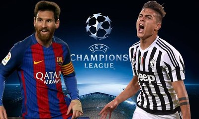 "Barcelona vs Juventus (13/9/2017) ""UEFA Champions League"" LIVE Stream"
