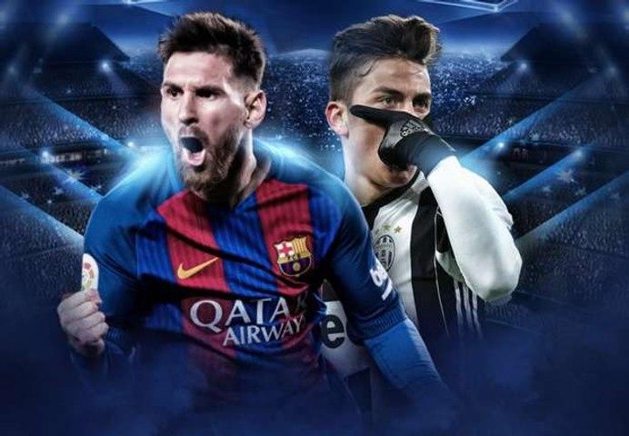 Watch Barcelona vs Juventus Live Camp Nou, Barcelona (13/9/2017)