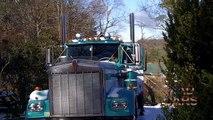 Cold Diesels || Semi Trucks Cold Start #2