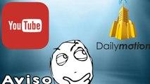 ¡Estupidas Reglas Estupidas de Youtube! | Aviso