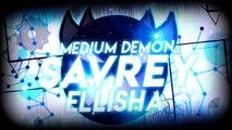 (Feat. 1$ Mouse) XL DEMON LVL   'SaVrey' 100% (All Coins) By Ellisha!   Geometry Dash [2.1] - Dorami