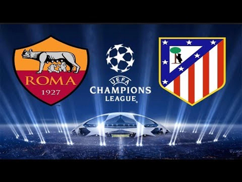 UEFA - Group Stage | ROMA vs ATLÉTICO MADRID [FOX Sports] Live!