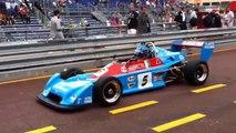 モナコ!ヒストリック,フォーミュラー!【1】歴代F1の祭典!Masters Historic Formula,CRAZYな車達!street race, drift,Crazy C