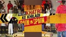 Khatron Ke Khiladi 8: Hina Khan and Rithvik Dhanjani to have MAJOR FIGHT | FilmiBeat