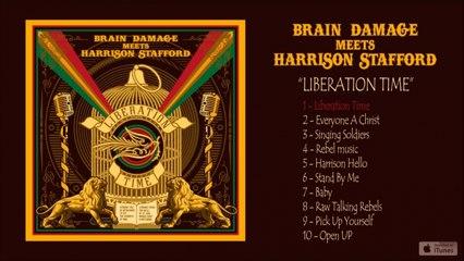 Brain Damage, Harrison Stafford - Liberation Time - #1 Liberation Time