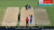 Ravindra Jadeja dropping a catch But Great Drive