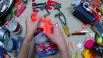 Nerf Mod: The Rival Heracles (First Nerf Rival Pistol/Sidearm)