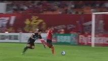 1-0 Alan Goal - Guangzhou Evergrande 1-0 Shanghai SIPG 12.09.2017