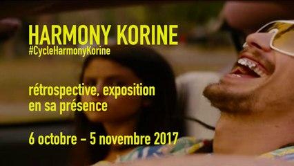 Teaser | Harmony Korine | Rétropsective