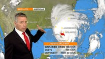 Hurricane Irma weakens to Category 1 storm but still poses threat