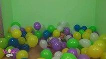 Ballon coups défi ★ ballons défi garçon mange beaucoup de ballons