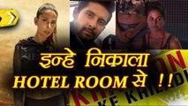 Khatron Ke Khiladi 8: Hina Khan, Ravi and Monica thrown out of HOTEL ROOM; Here's why | FilmiBeat