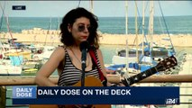DAILY DOSE | Daily Dose on the deck | Monday, September 11th 2017