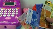 Argent liquide pour sinscrire Ensemble jeunes filles pour caisse enregistreuse du jeu de jeux pour enfants Children`s g
