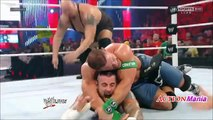 WWE The Rock almost died when CM Punk took the help of Shield on Raw see what ha