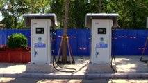 China le dice adiós a los vehículos conducidos con gasolina