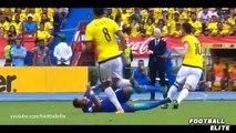 Colombie-Brésil 1-1  Buts et resume  5 septembre 2017 [HD