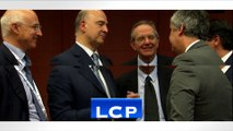 LCP-Bande Annonce-Question info-Pierre Moscovici