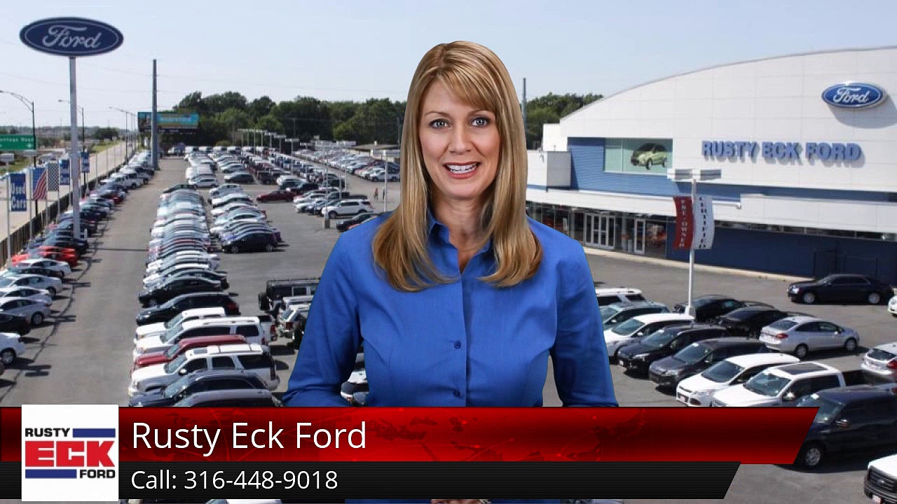 Ford Fusion Ford Edge Ford Mustang for Sale Wichita | Rusty Eck Ford