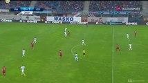 Stojan Vranjes Goal HD - Piast Gliwice 1-1 Lechia Gdansk 11.09.2017