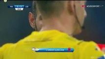 Slavchev S. RED CARD Goal HD - Piast Gliwice 1-1 Lechia Gdansk 11.09.2017