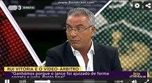 Augusto Inácio grita com João Gobern