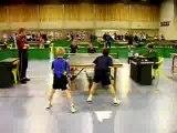 YouTube - Championnats provinciaux de tennis de table 2007