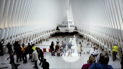The Oculus Opens: Santiago Calatrava's Silent Memorial to 9/11