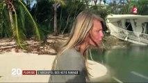 Ouragan Irma : en Floride, l'archipel des Keys est ravagé